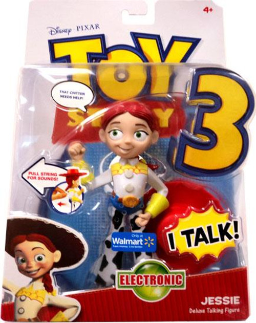 Toy Story 3 Electronic Talking Jessie Exclusive Action Figure [Exclusive]