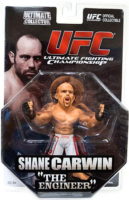 UFC Ultimate Collector Series 5 Shane Carwin Action Figure