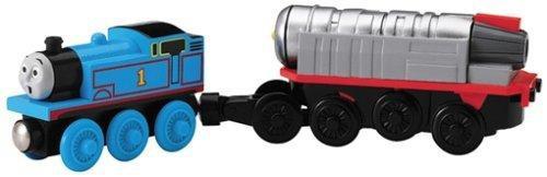 Thomas & Friends Wooden Railway Jet Engine with Thomas Train
