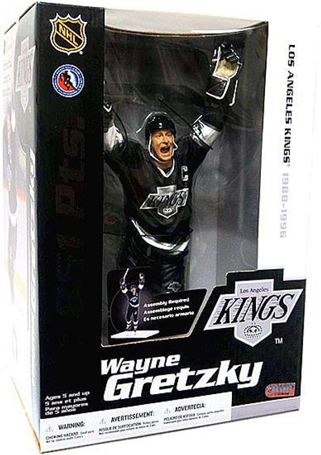 McFarlane Toys NHL Los Angeles Kings Sports Picks 12 Inch Deluxe Wayne Gretzky Action Figure [L.A. Kings]