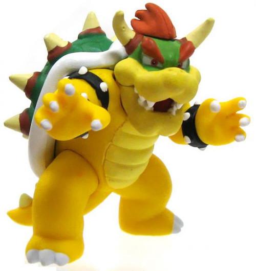 Super Mario Galaxy Bowser 3-Inch PVC Figure