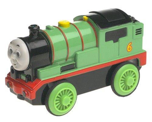 Thomas & Friends Wooden Railway Percy Figure [Battery-Powered]