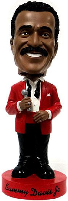 Bosley Bobbers Sammy Davis Jr Bobble Head