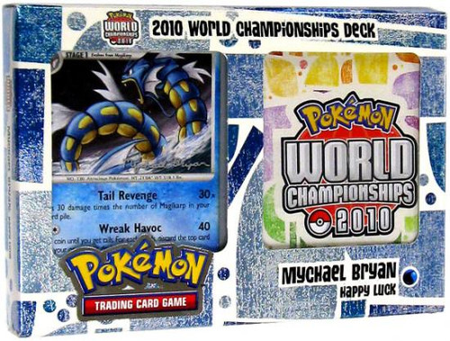 Pokemon World Championships Deck 2010 Mychael Bryan's Happy Luck Deck
