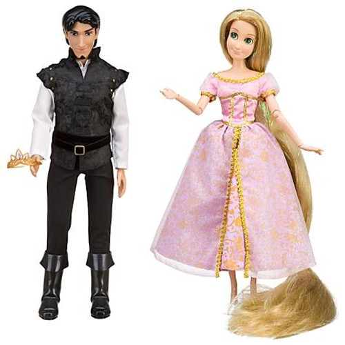 Disney Tangled Wedding Celebration Exclusive Doll Set