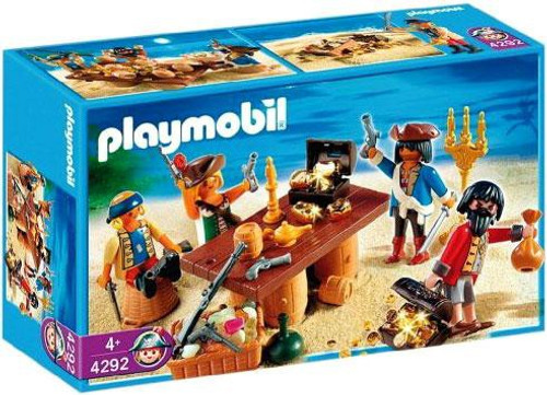 Playmobil Pirates with Barrels Set #4292