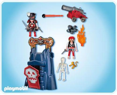 Playmobil Pirates Take Along Dungeon Set #4776