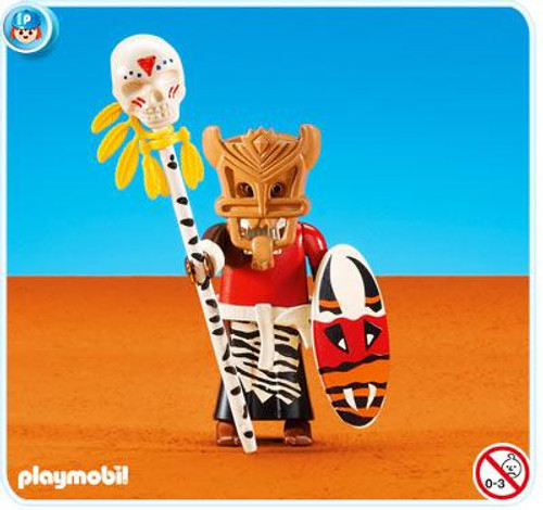 Playmobil Figures African Native Chief Set #7459