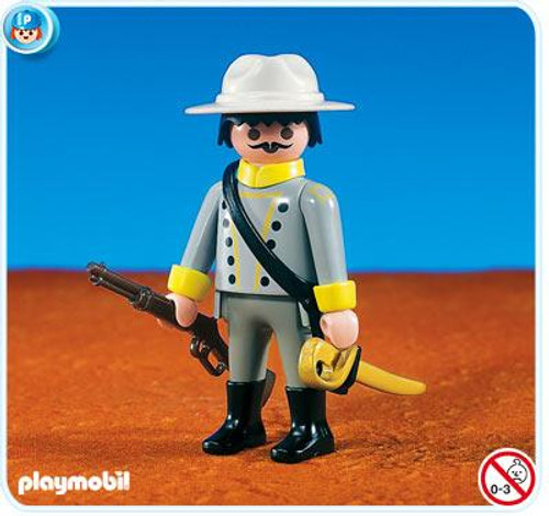 Playmobil Figures Rebel Leader Set #7663