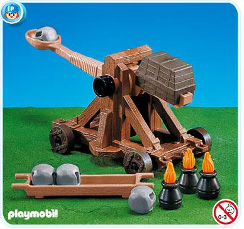Playmobil Magic Castle Catapult Set #7700