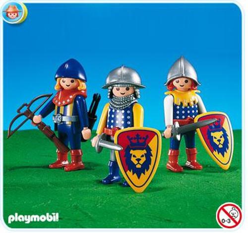 Playmobil Magic Castle 3 King Knights Set #7768