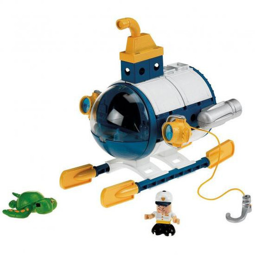 Fisher Price TRIO Undersea Explorer Playset