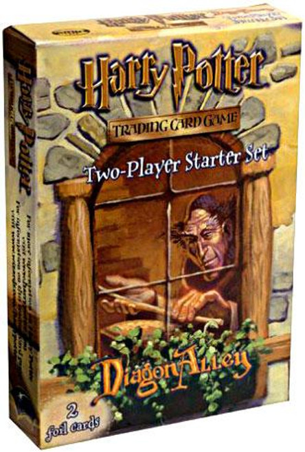 Harry Potter Trading Card Game Diagon Alley 2-Player Starter Set