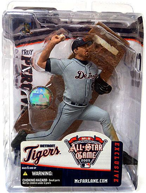 McFarlane Toys MLB Detroit Tigers Sports Picks Exclusive Troy Percival Exclusive Action Figure [Fan Fest]