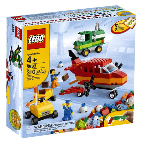 LEGO Airport Building Set #5933