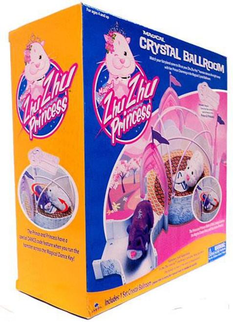 Zhu Zhu Pets Princess Crystal Ballroom Playset