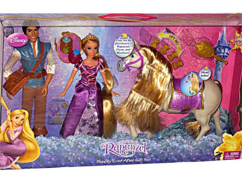 Disney Tangled Happily Ever After Gift Set