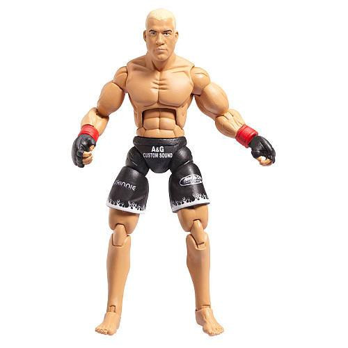 UFC Bring It On Build the Octagon Series 2 Tito Ortiz Exclusive Action Figure