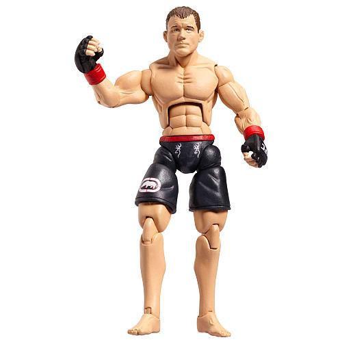 UFC Bring It On Build the Octagon Series 2 Matt Hughes Exclusive Action Figure