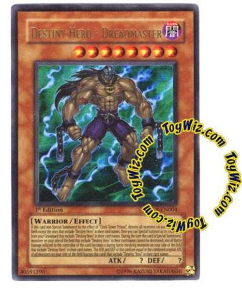YuGiOh GX Enemy of Justice Ultra Rare Destiny Hero - Dreadmaster EOJ-EN004