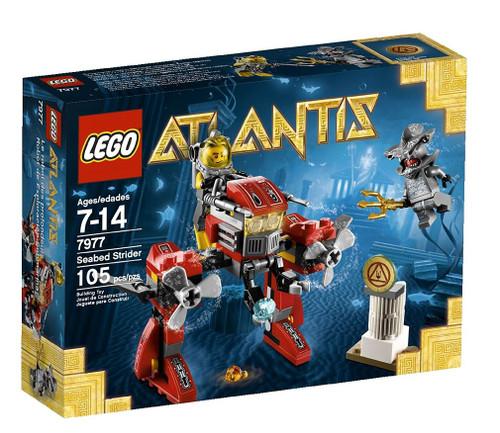 LEGO Atlantis Seabed Strider Set #7977