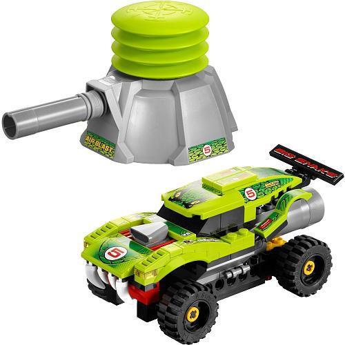 LEGO Racers Vicious Viper Set #8231