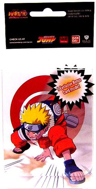 Card Game Naruto Deck Box