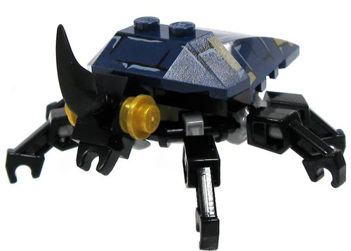 LEGO Pharaoh's Quest Animals Scarab Beetle #2 [Loose]