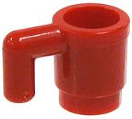 LEGO Pharaoh's Quest Items Red Mug #3 [Loose]