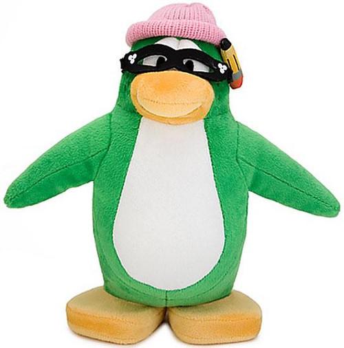 Club Penguin Exclusives Aunt Arctic Exclusive 9-Inch Plush Figure