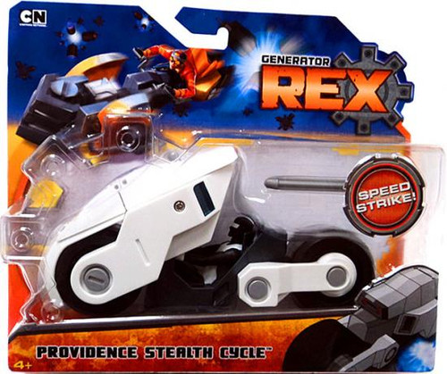 Generator Rex Providence Stealth Cycle [Speed Strike]