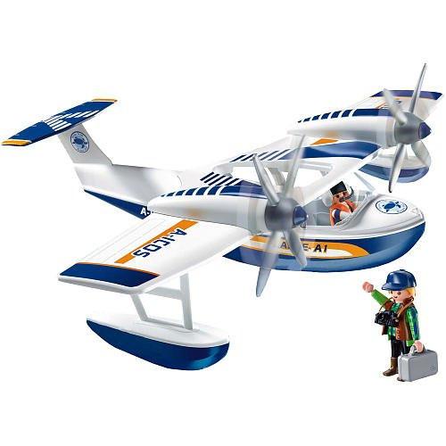 Playmobil Transport Waterplane Set #5859