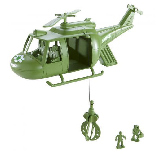 Toy Story Sarge's Chopper Playset