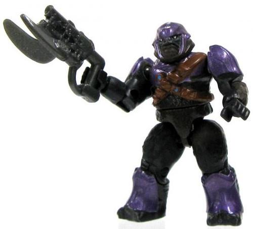 Mega Bloks Halo Loose Brute Minifigure [Purple Loose]
