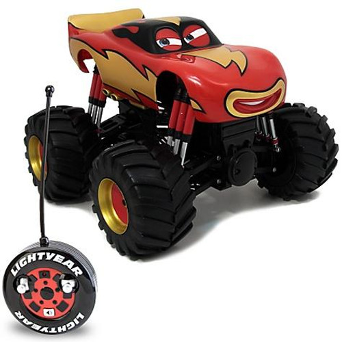 Disney Cars Cars Toon Frightening McMean Exclusive Remote Control Car