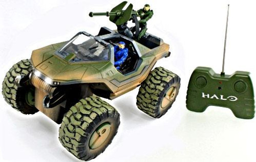 Halo Off-Road Warthog 14-Inch R/C Vehicle