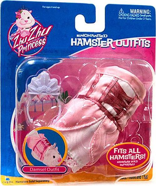 Zhu Zhu Pets Princess Enchanted Hamster Outfits Damsel Accessory Set