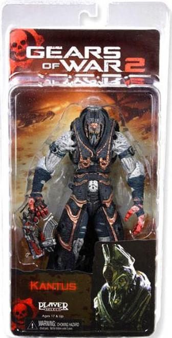 NECA Gears of War 2 Series 6 Kantus Action Figure