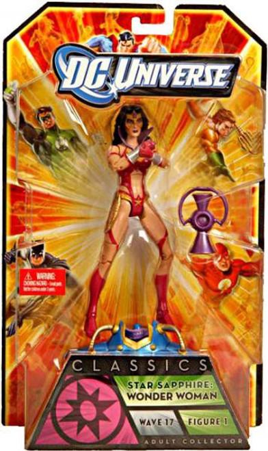 DC Universe Classics Wave 17 Star Sapphire Wonder Woman Action Figure #1