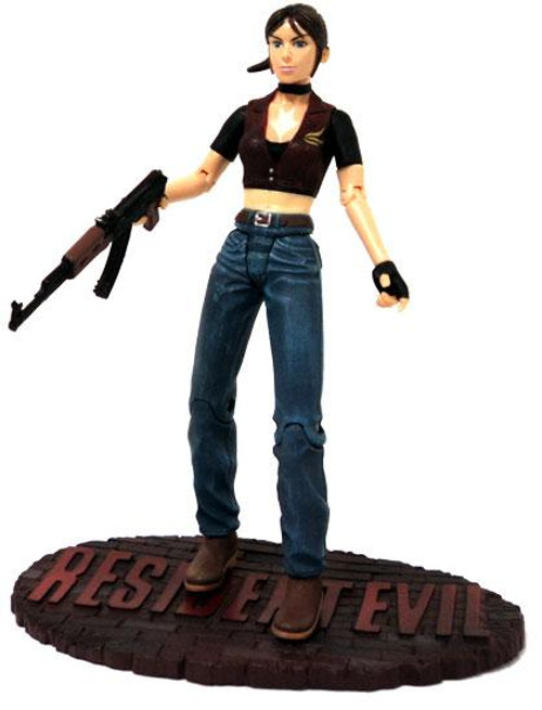 Resident Evil Loose Claire Redfield Action Figure [Loose]