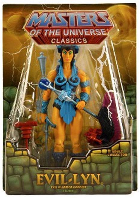 Masters of the Universe Classics Club Eternia Evil-Lyn Exclusive Action Figure [Second Printing]
