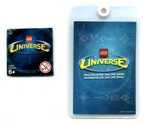 LEGO Universe Launch Event VIP Pass Badge #4612706