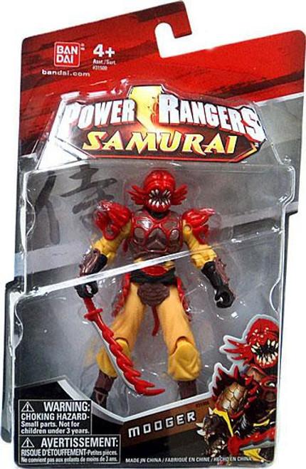 Power Rangers Samurai Mooger Action Figure