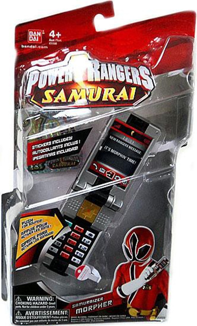 Power Rangers Samuraizer Morpher Roleplay Toy