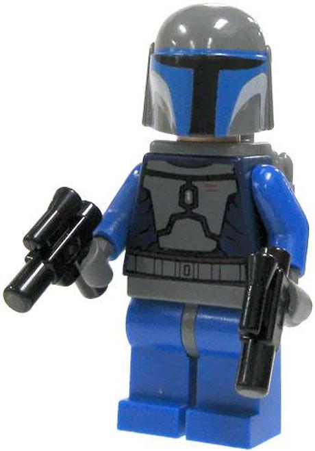 LEGO Star Wars Loose Mandalorian Warrior Minifigure [Twin Blasters Loose]
