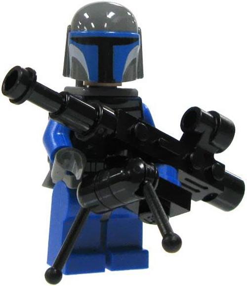 LEGO Star Wars Loose Mandalorian Warrior Minifigure [Heavy Blaster Loose]
