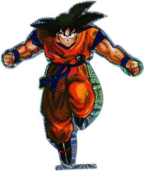 Dragon Ball Z Goku Sticker [Charging]