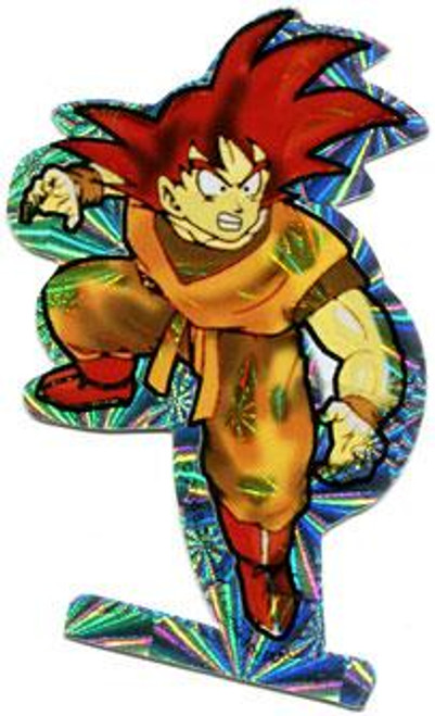 Dragon Ball Z Goku Sticker [Turn]