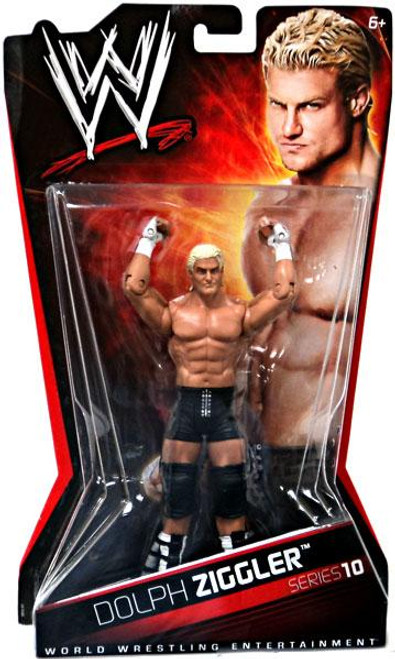 WWE Wrestling Series 10 Dolph Ziggler Action Figure