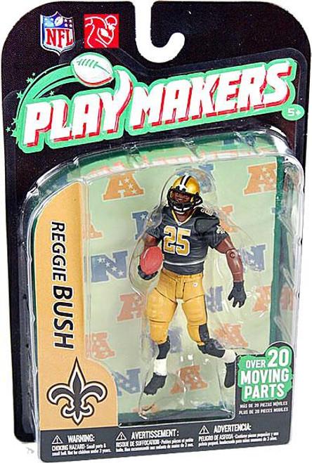 McFarlane Toys NFL New Orleans Saints Playmakers Series 2 Reggie Bush Action Figure